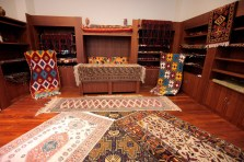 A carpet shop in The Center of National Arts