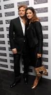 Livia Giuggioli; Colin Firth