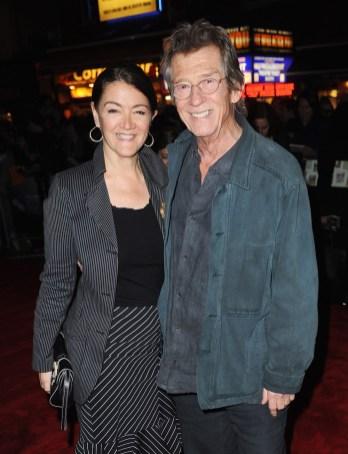 John Hurt; Ann Rees Meyers