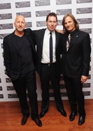 John Hillcoat; Joe Penhall; Viggo Mortensen
