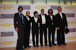 Jarvis Cocker; Jason Schwartzman; George Clooney; Wally Wolodarsky