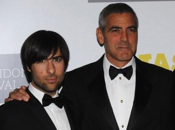 Jason Schwartzman; George Clooney