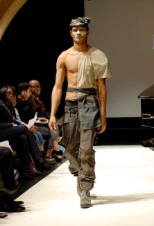 Jose Duran at Harlem Fashion Row