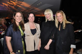 Erin Fetherston (second from right)