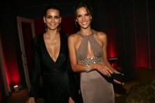 Fernanda Motta and Alessandra Ambrosio
