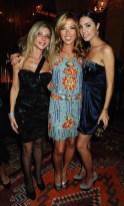 Lisa Tchenguiz; Heather Kerzner; Amber Le Bon