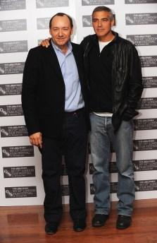 Kevin Spacey; George Clooney