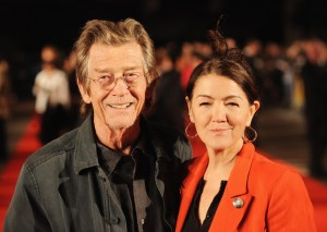 John Hurt; Ann Rees Meyers