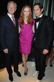 Lily Cole; Lutz Bethge; Enrique Murciano