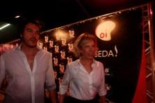 Marilia Gabriela and Alessandro Jordao