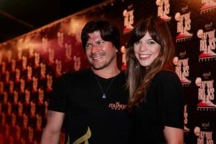 Paulo Ricardo and Francine