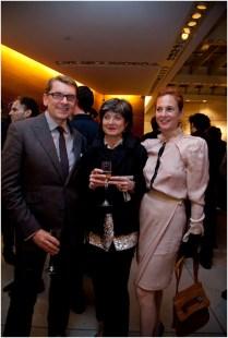 Ian Griffiths, Doris Babic, Jodi Melnick