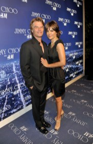 Harry Hamlin, Lisa Rinna