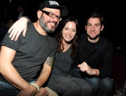 David Cross; Emily Blunt; John Krasinski