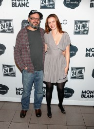 David Cross; Amber Tamblyn