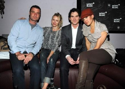 Liev Schreiber; Naomi Watts; Billy Crudup; Eva Mendes