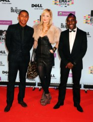 Rickie Haywood Williams; Laura Whitmore; Melvin Odoom
