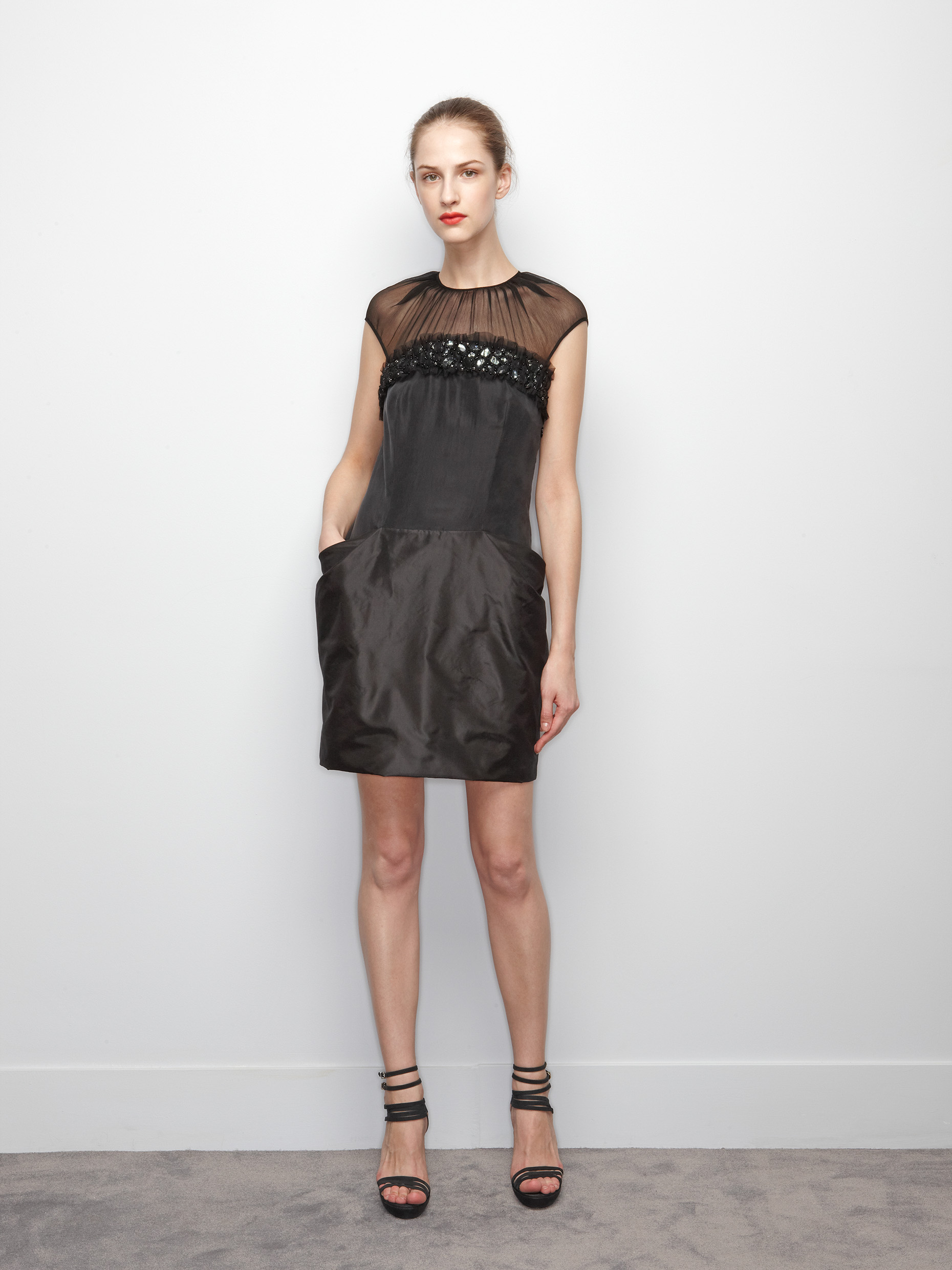 Viktor Rolf Launch Black Dress CapsuleCollection