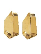 Yves Saint Laurent ear-clip earrings