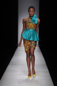 Christie Brown at Arise Africa Fashion Week 2009