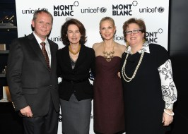 Jan-Patrick Schmitz; Dayle Haddon; Kelly Rutherford; Caryl Stern
