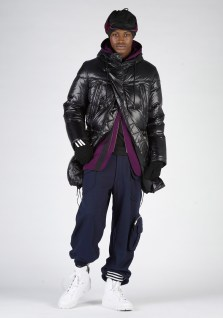 Y-3 Fall 2010 Preview