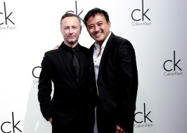 Kevin Carrigan, Geoff Ang