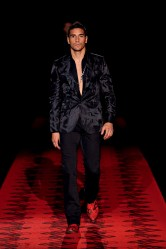 Dirki Bikkembergs Sports Couture Men Spring 2010