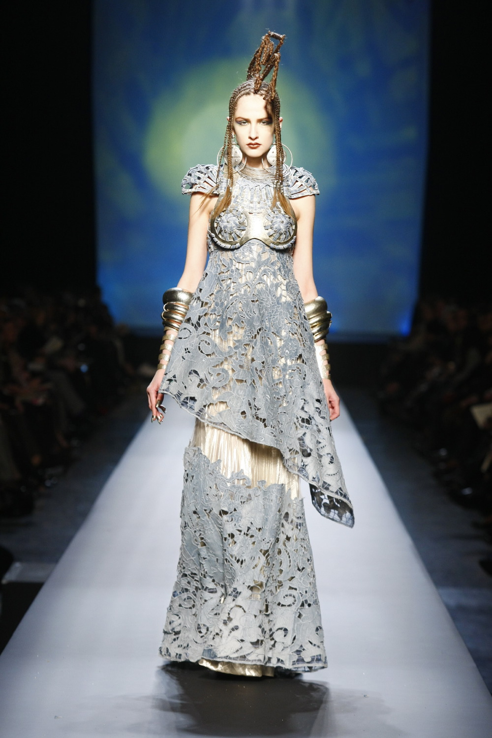 Jean paul gaultier haute couture spring 2010 cinco de for American haute couture designers