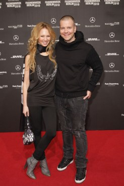 Dj Moguai und Frau Birte