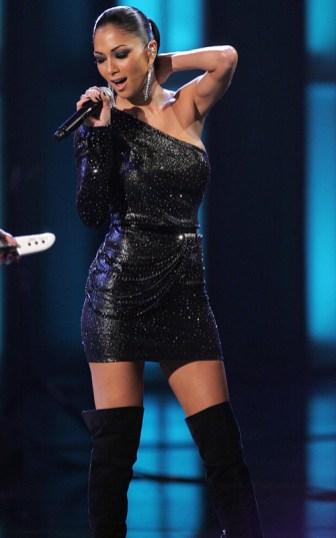Nicole Scherzinger wearing The Blonds