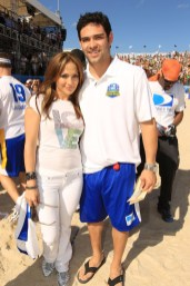 Jennifer Lopez; Mark Sanchez