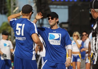Kellan Lutz and Chace Crawford