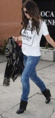 Fergie in Anoname jeans