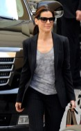 Sandra Bullock in Alternative Apparel