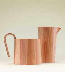 AKITA CEDAR WOOD PITCHERS
