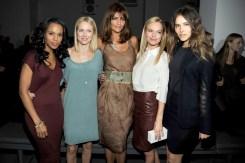 Kerry Washington, Naomi Watts, Helena Christensen, Kate Bosworth, Isabel Lucas