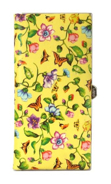 ballet wallet ($98) at lodis.com