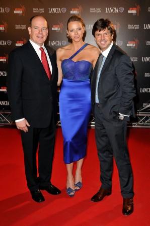 Prince Albert II of Monaco, Charlene Wittstock, Olivier Francois