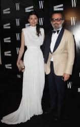 Giovanna Battaglia and Robert Rabensteiner
