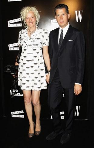 Ellen von Unwerth and Stefano Tonchi