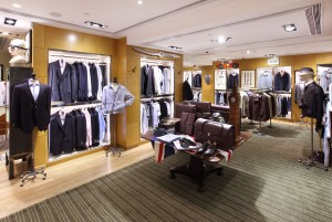 Ground Floor Formal Menswear and Bently Leather Goods