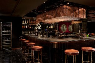 Mezzanine - Alfie's Bar