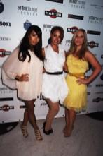 Jade Ewen; Amelle Berrabah; Heidi Range