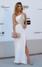 Ana Beatriz Barros in Versace