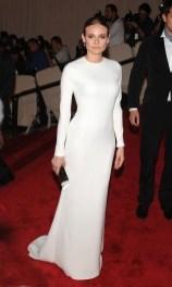Diane Kruger in Calvin Klein Collection