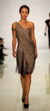 Lindsay Woods, BFA Fashion Design, and Kaori Chiba, BFA Fine Art Sculpture
