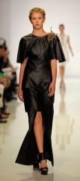 Stephanie Tan, BFA Fashion Design and Kaori Chiba, BFA Fine Art Sculpture