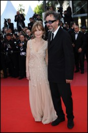 Isabelle Huppert in Christian Dior