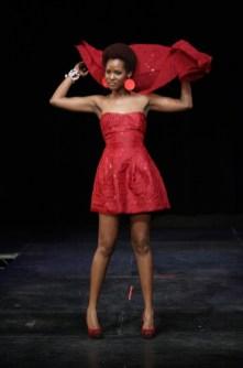 Ill-la-la Designs dress from Sheila Denanyoh of Ghana